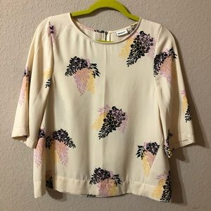 CHIC DKNYC Floral Top